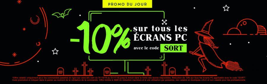 Ldlc 10 sur les crans pc config for Les meilleurs ecran pc
