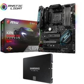 DEAL : 259€ le KIT : SSD Samsung 850 EVO - 500 Go + MSI X370 GAMING PRO CARBON