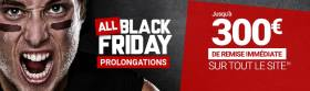 Rue du Commerce : prolongation du All Black Friday avec des remises jusqu'à 200€