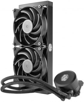 Amazon : 49,89€ le watercooling Cooler Master MasterLiquid Lite 240