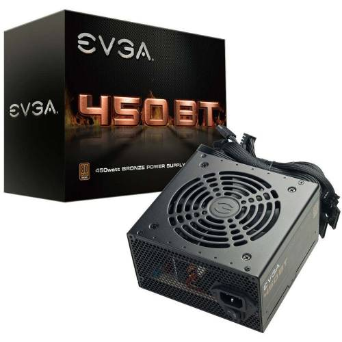 Alimentation EVGA 450 BT à 39.90€