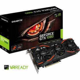 DEAL : 519€ la GIGABYTE - GeForce GTX 1080 WindForce3 OC 8Go DDR5X