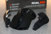 TEST HARDWARE - Souris Gaming SteelSeries Rival 600