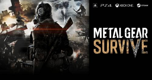 Metal Gear Survive : Configuration PC minimum et recommandée