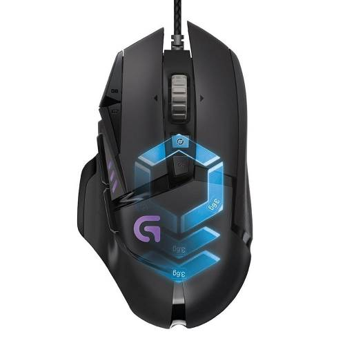 Bon plan Gaming : 39,90€ la Souris Gaming Logitech G502 Proteus Spectrum