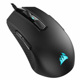 Amazon : 29,95 euros la Souris Corsair M55 RGB Pro (ambidextre, 12 400 dpi)