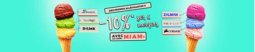 LDLC : -10% sur Corsair, Seasonic, Zalman, G-lab,  ...