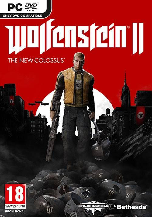 Wolfenstein II : The New Colossus : Configurations minimum et recommandée