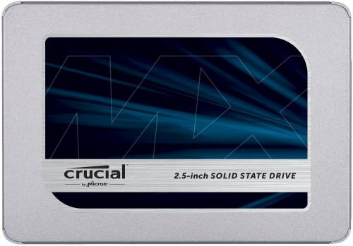 Bon plan Amazon : 78,96€ le SSD interne Crucial MX500 (500Go, 3D NAND)