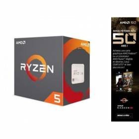 Materiel.net : Ryzen 5 2600 à 129.90€ (+Tom Clancy's The Division 2 et World War Z)