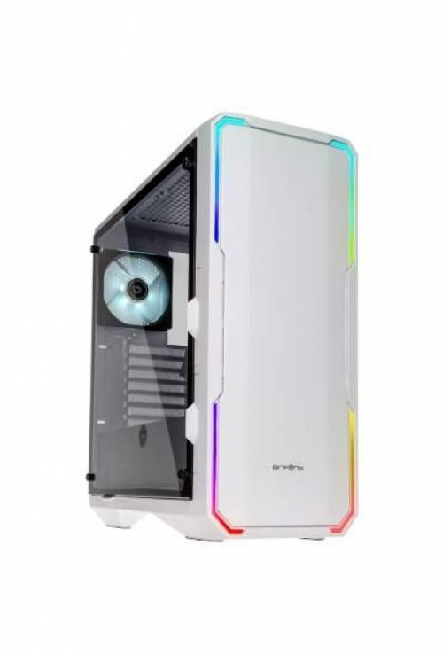Bon plan boîtier PC : 75,99€ le Bitfenix Enso RGB Tempered Glass Blanc