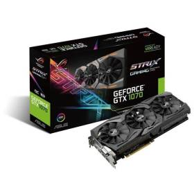 Bonne Promo !  Asus GeForce® GTX 1070 STRIX 8G GAMING à 469,99 €