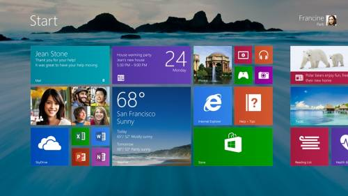 Tutorial video : Upgrade Windows 8 vers 8.1