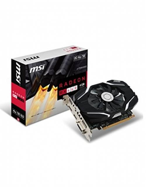 Amazon : RX 460 4Go à 99€