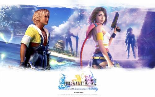 Final Fantasy X/X-2 HD Remaster : Config minimum et recommandée