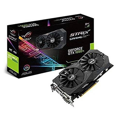 Amazon : Asus Strix GTX 1050 Ti à 147,99€