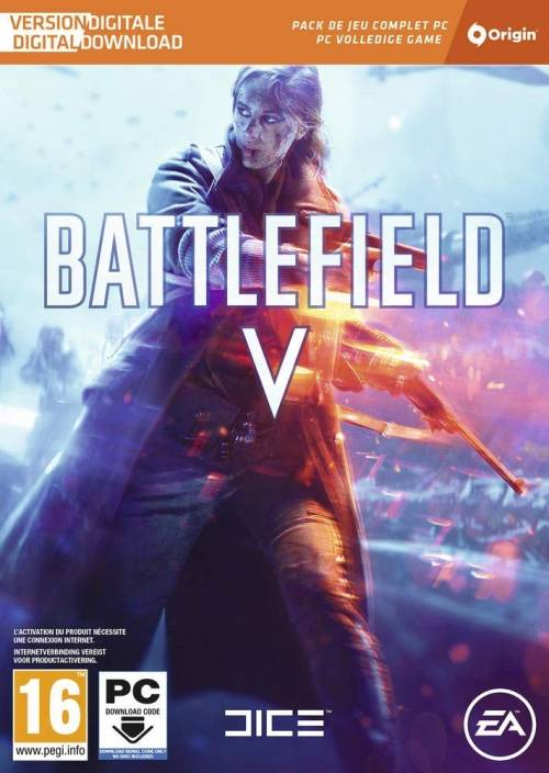 AMAZON : Battlefield V sur PC à 29,99€