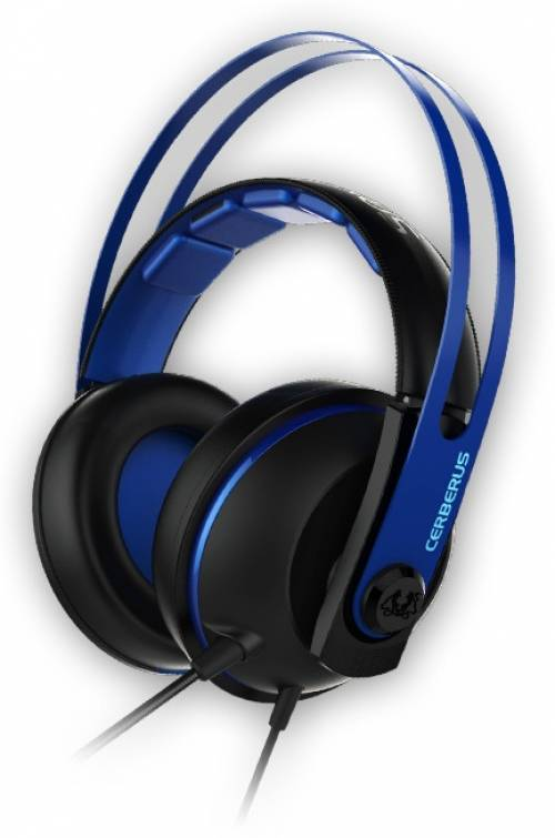 GROSBILL ADHERENT : 18€ le casque ASUS Cerberus V2 Blue