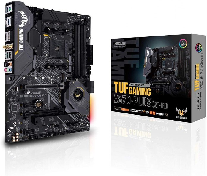 x570 tuf gaming plus wifi