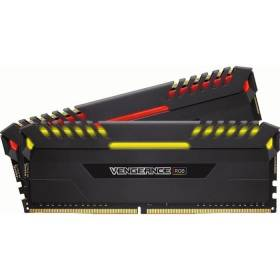 Bon plan : 204€ le Kit de 16Go Corsair Vengeance RGB - DDR4 3466 MHz