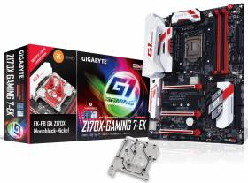 Solde : Gigabyte GA-Z170X-Gaming 7-EK (Waterblock inclus)