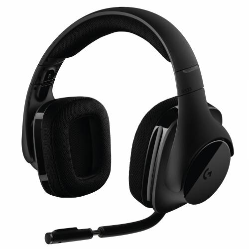 Bon plan Amazon : Casque Logitech G533 à 83,84 €