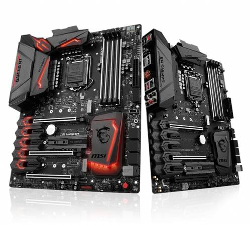 Bundle MSI Z270 Gaming M5 et M7 : SSD M.2 Intel 600P 256Go offert