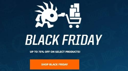 Blizzard : Black Friday Sale jusqu'à 66 % de réduction