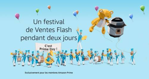Amazon Prime Day : Le top des promos Hardware & Gaming