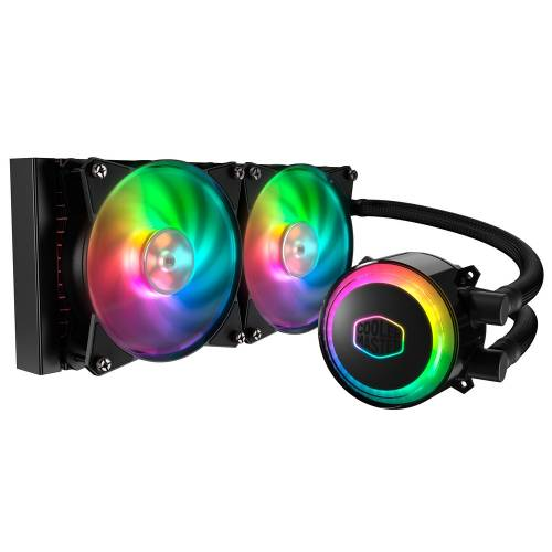 89€ le Watercooling AIO Cooler Master MasterLiquid ML240R RGB