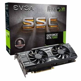 French Days : Evga GTX 1060 6GB SSC GAMING ACX à 289€