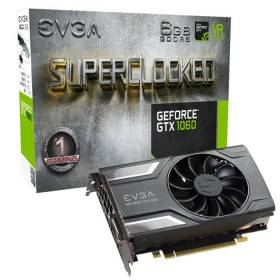 Bon plan : EVGA GTX 1060 6Go Superclocked à 160€