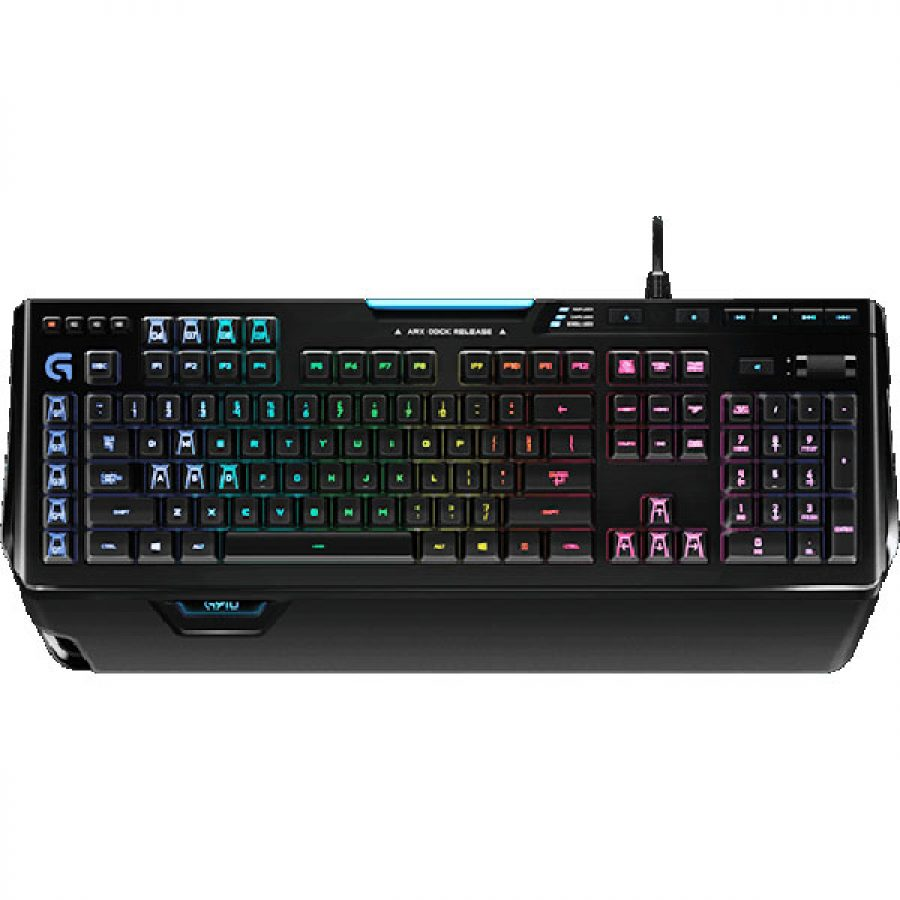 bon plan amazon clavier logitech g910 orion spectrum rgb 109 99 config. Black Bedroom Furniture Sets. Home Design Ideas