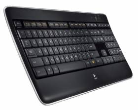 49€ - Clavier Logitech Wireless Illuminated Keyboard K800