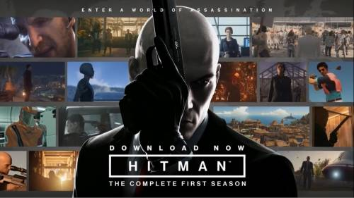 Steam : -50% sur HITMAN : THE COMPLETE FIRST SEASON