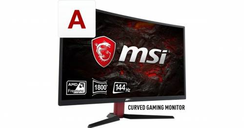Black weekend 249 l 39 cran 27 pouces incurv de msi for Meilleur ecran 27