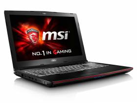 Pc portable MSI (i5 + gtx 1050 Ti 2Go + DD 1To +  SSD 128Go, Sans OS) à 777€