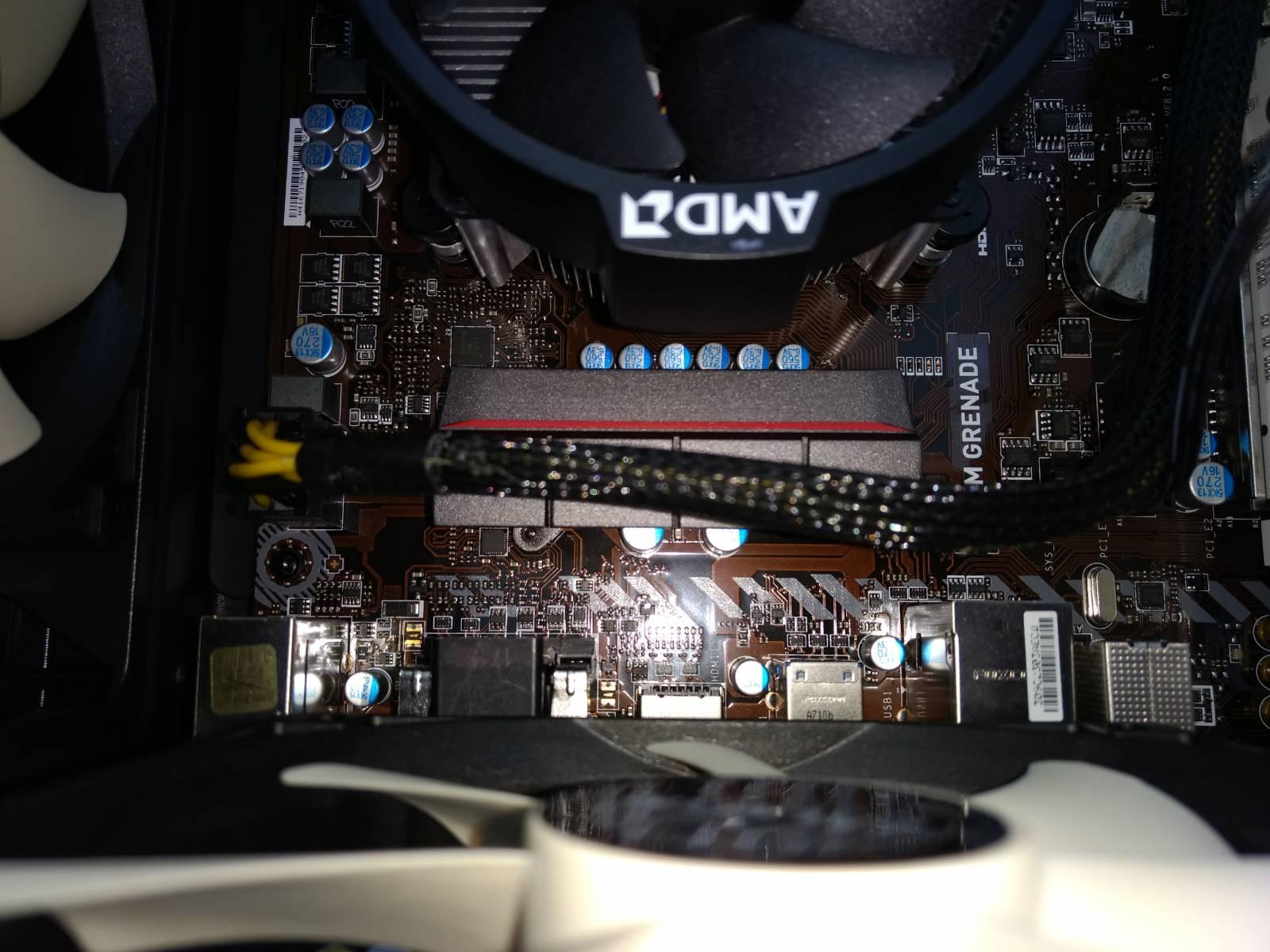 Ez debug led rouge CPU | Page 1 - Forum - Config-Gamer fr