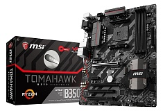 Bon plan Amazon : 98€, la MSI B350 TOMAHAWK
